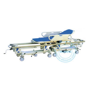Luxurious Cart for Hand-Over of Patitients to and From Operation Room pictures & photos