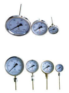 Bimetallic Temperature Meter pictures & photos