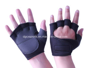 Comfortable Bike Glove with Half Finger/Sport Glove pictures & photos