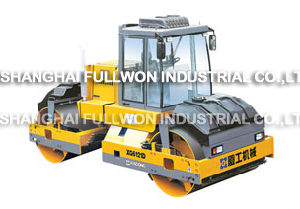 Double Drum Vibratory Roller (XG6121D) pictures & photos