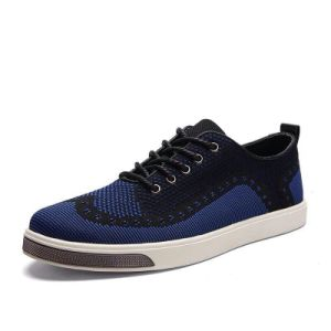 Hot Item Fly Knitting Fashion Sports Casual Shoes pictures & photos