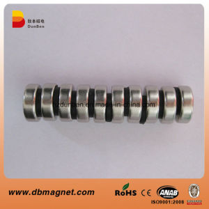 Cylinder Rare Earth NdFeB Magnet N35 pictures & photos