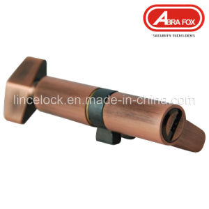 Euro Profile Cylinder/Brass Cylinder/Security Door Lock Cylinder (705) pictures & photos