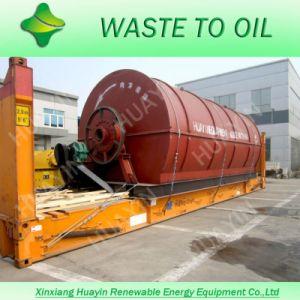 Pyrolysis Tyre to Oil