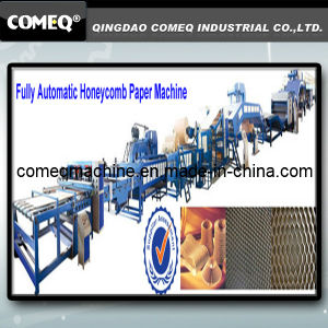 Automatic Honeycomb Paper Core & Paperboard Making Machine pictures & photos