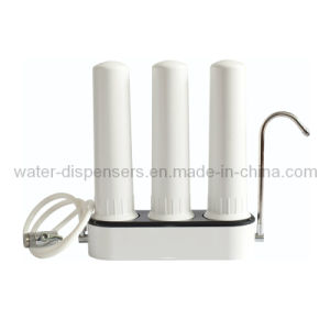 Water Filtration with 3 Stage Filter (HDWF-QY3) pictures & photos
