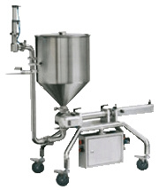 Sticky Fluid Asure Filling Machine