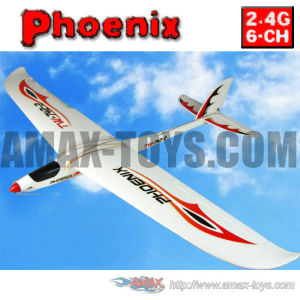 Phoenix 2.4g 4CH RC Model Plane (EG-7422) pictures & photos