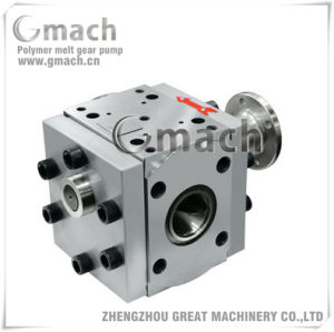 High Pressure Melt Pump for Plastic Extruder Machine pictures & photos