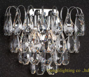 Crystal Wall Lamp (HLW-20826-2)