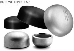 Steel Butt Welded Pipe End Cap ANSI B16.9 pictures & photos