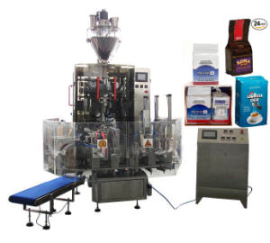 Automatic Vacuum Coffee Packing Machine (ZB1000A6) pictures & photos