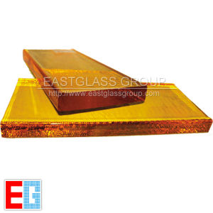 Clear / Tinted / Colored Crystal Glass - Golden pictures & photos