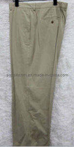 Men′s 100% Silk Pants