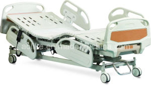 Five Function Electric Medical Bed (ALK06-B01P) pictures & photos