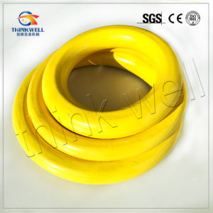 G80 Forged Alloy Steel Yellow Painted O Ring pictures & photos
