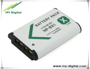 New Arrival Rechargeable Camera Battery for Sony Bx1 1240mAh