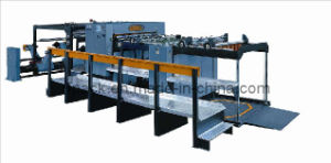 AC-Servo High-Precision High Speed Paper Sheet Cross Cutting Machine (WTC1400/1700) pictures & photos