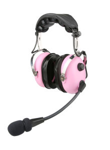 Child Passive Noise Cancelling Aviation Headset for Girls pictures & photos