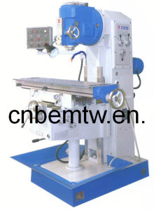 Vertical Knee Type Milling Machine pictures & photos