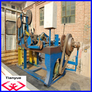 Double Twist Barbed Wire Machine (TYD-059) pictures & photos