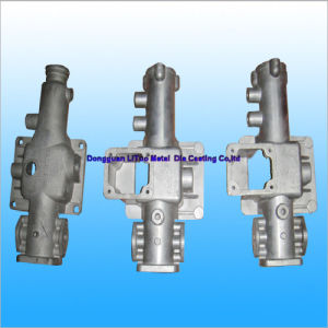 Die Casting Metal Parts with 11 Years′ pictures & photos