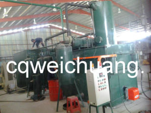 Used Oil Recycling Distillation Plant with CE Cetification