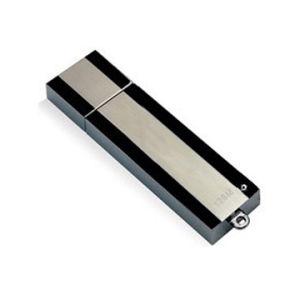 Slim Metal USB Flash Disk Keychain (SMS-FDM02)