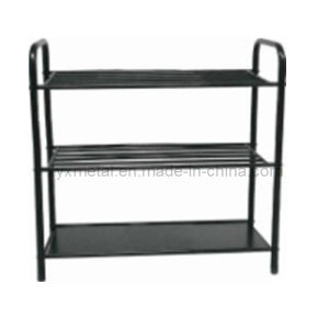 Anti Rusted Steel Structure Metal Shoe Storage Cabinet pictures & photos