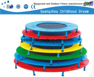 Round Trampoline Outdoor Playground for Sale (HD-15105) pictures & photos