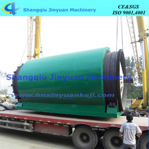 Environmental Waste Plastic and Tyre to Fuel Oil Pyrolysis Plant (XY-7) pictures & photos