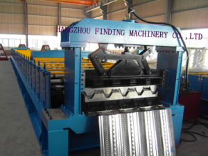 Steel Floor Forming Machine