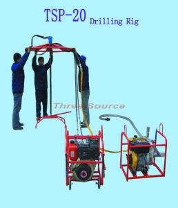 Flush Drilling Rig (TSP-20)