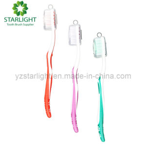 High Quality Adult Toothbrush Cap pictures & photos