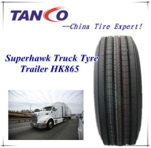 DOT Truck Trailer Tire (11R22.5 11R24.5 295/75R22.5 285/75R24.5) pictures & photos