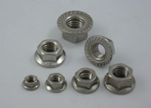 Hexagon Nuts with Flange (DIN 692) pictures & photos