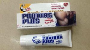 Prolong Plus Cream for Men Erection Enhancer Sex Aid Last Longer Stud Delay pictures & photos