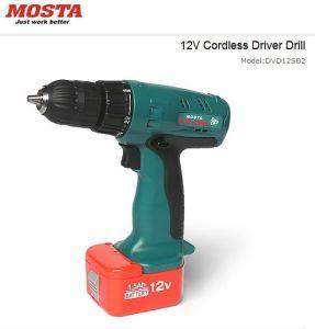 Cordless Driver Drill (DVD12SB2 (SB2 Series))