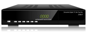 Digital Satellite Receiver Set Top Box