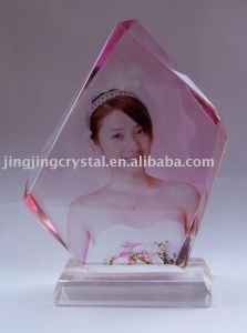 Crystal Glass Photo Frame (JD-XK-012) pictures & photos