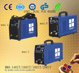 Dual PCB IGBT Welding Machine (MMA-140IT/160IT/180IT/200IT) pictures & photos