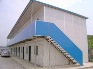 Movable Steel Structure Prefab House (pH 15022) pictures & photos