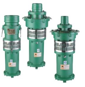 Qy Series Oil-Filled Submersible Pump for Mining