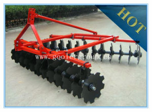 Compare 24 Blades Heavy Disc Harrow pictures & photos