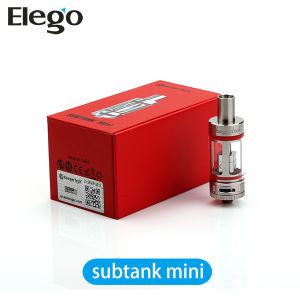 Hot Selling Airflow Control Vaporizer Kanger Subtank Mini Kit with Occ Coil and Rba Are Available pictures & photos