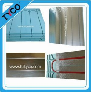 Under Floor Heating XPS Thermal Insulation Board