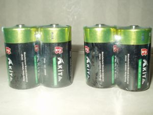 Metal Jacket Battery R20 pictures & photos