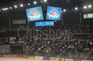 Outdoor Perimeter Ap16 LED Dispay for Stadium Advertising pictures & photos