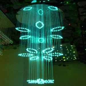 Fiber Optic Chandelier pictures & photos