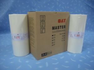 Gr A4 Digital Duplicator Master Roll pictures & photos
